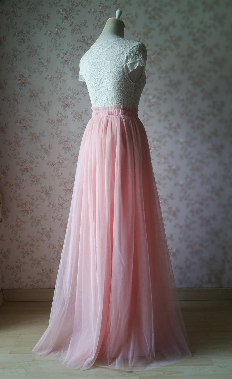 Blushpink 3 maxi tulle skirt 780 6