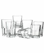 The Cellar Elena Diswasher Safe Glassware, 30 Piece Set (10X16.1 oz High... - $79.10