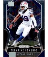 Tremaine Edmunds 2019 Panini Prizm Card #5 - $0.99