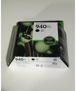 Genuine HP 940XL High Yield Black OfficeJet 8500 8000 8500A (Retail Box) - $12.57
