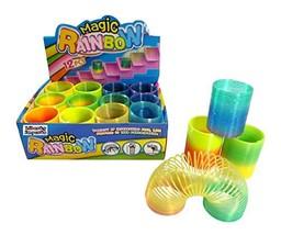Liberty Imports Magic Rainbow Springs Assorted Bulk 1 Dozen 3 Inches - $18.18