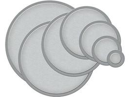Spellbinders Nestabilities Large Standard Circles Dies #S4-114 image 2