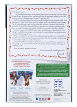 El Elfo On The Estante a Christmas Tradition Azul Ojo Boy Por Chanda Bell Y Caro image 5