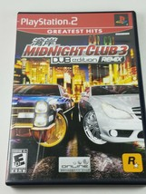 Midnight Club 3: DUB Edition Remix Greatest Hits PlayStation 2 PS2 #SLUS... - $36.37