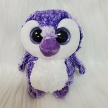 "6"" Wild Republic Sweet Sassy Scents Grape Penguin Scented Plush Purple T... - $10.97"