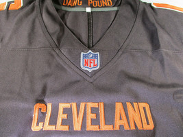 BAKER MAYFIELD / CLEVELAND BROWNS QB / AUTOGRAPHED BROWNS PRO STYLE JERSEY / COA image 5
