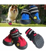 Shoes Dog Sport For Small Large Dogs Pet Outdoor Rain Boots Non Slip Puppy - $20.34+