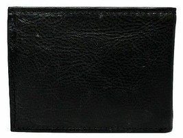 Tommy Hilfiger Men's Premium Leather Credit Card Wallet Slim Black 4707-01 image 2