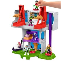 Fisher-Price Imaginext Teen Titan Playset  - $49.41