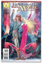 Magic The Gathering Ice Age Issue #1 Charles Vess Rafael Kayanan 1995 - $4.50