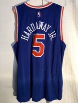 Adidas Swingman 2015-16 NBA Jersey New York Knicks Hardaway JR. Blue sz 2X - $29.69