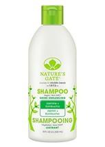 Nature's Gate Jasmine + Kombucha Shine Enhancing Shampoo, 18 Fluid Ounce