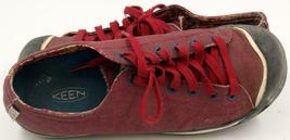 Keen Coronado Red Dahlia Women's Lace Up Shoes Sz 9.5 M image 7
