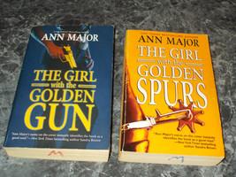 Ann Major lot of 2 Romantic suspense paperbacks - $2.96