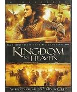 Kingdom of Heaven DVD - $0.00