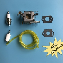 CARBURETOR CARB FOR HUSQVARNA CHAINSAW 136 137 141 142 36 41 142E  SPARK... - $14.86
