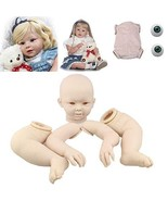 Zero Pam Unpainted 28 inch Reborn Baby Dolls Reborn Toddler Doll Kits No... - $114.09