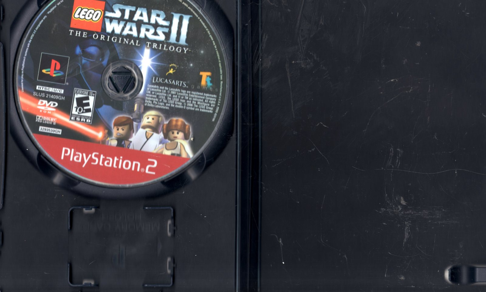 """Lego Star Wars """"The Video Game"""" - Playstation 2"""
