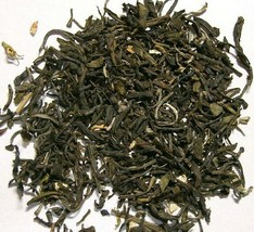 Dried Jasmin Tea Leaves Loose Reduce Stress Weight 50 grs Spices of the World - $13.99