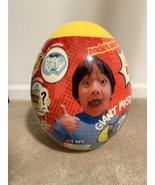 Ryan's World Yellow Series 1  Giant Mystery Egg - $89.09