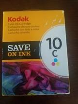 New Genuine Kodak 10C Color Ink Cartridges CAT 894 6501 - $29.28