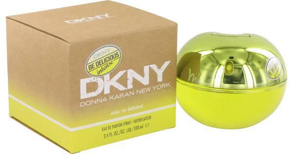 Donna karan be delicious eau so intense perfume