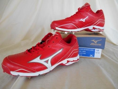 fe28fe19edfa Mizuno Baseball Cleats: 4 listings