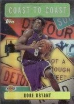 2002-03 Topps Coast to Coast #CC7 Kobe Bryant Lakers NM-MT - $14.00