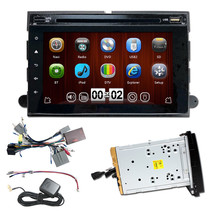 Touchscreen Bluetooth DVD CD Player GPS Navigation Radio for 06-10 Ford ... - $247.49