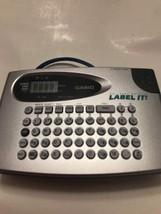 Casio LABEL IT! KL-60-L EZ-Label Printer Label Maker - €6,74 EUR