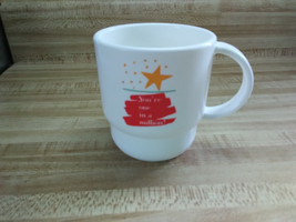 white tupperware mug You're one in a million - $9.45