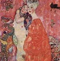 """Gustav Klimt """"The women friends"""" HD print on canvas huge wall picture 24... - $24.74"""