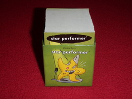 2008 Cranium Board Game Replacement STAR PERFORMER Cards Green Deck ONLY - $13.98