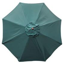 9 ft. Market Patio Umbrella in Green - $94.90