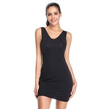 Joyshaper Full Slips for Under Dresses Adjustable Strap Camisole for Wom... - $17.06