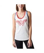 Wonder Woman Warrior Racer Back Tank Top - $21.97
