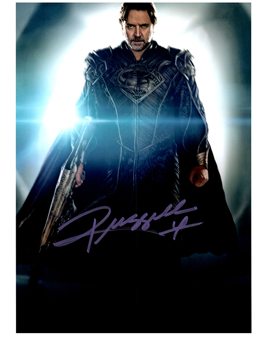 Primary image for RUSSELL CROWE  Authentic Original  SIGNED AUTOGRAPHED PHOTO W/COA 560