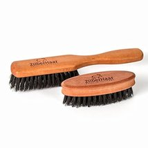 ZilberHaar Soft Pocket Beard Brush – 100% Boar Bristles with Firm Natural Hair – image 7