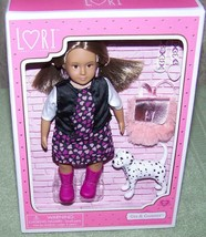 Lori by Our Generation GIA Doll & GUNNER her Dalmatian Puppy New - $20.67