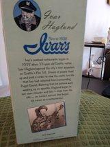 "Ivar's Ivar Haglund  Bobbler Bobblehead Seattle Seafood Restaurant ""Keep Clam"" image 5"