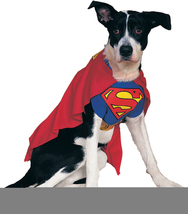 Rubie's Official Pet Dog Costume, Superman #djh image 2