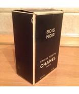 RAREST Chanel BOIS NOIR 4.2oz/125ml vintage  - $1,475.10