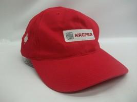 Kaefer Hat Red Hook Loop Baseball Cap - $24.99