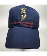 Polo Bear by Ralph Lauren Men's Baseball Hat.Navy.OS.MSRP $59.50 - $46.66