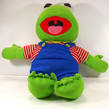 "27"" Muppets Baby Kermit The Frog Plush Stuffed Toy Doll Vintage - $27.99"