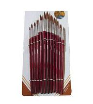 12 Pieces Oil Painting Tools for Child/Mini Professional Painting Brushes Sets