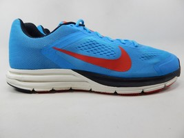 Nike Structure 17 Size US 12.5 M (D) EU 47 Men's Running Shoes Blue 615587-460