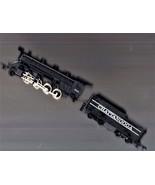 Ho  Gauge Tyco Chattanooga Engine & Tender #638 Steam Locomotive Train - $25.00