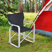 Folding Camping Chair Director Picnic Fishing P... - $54.44