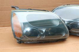 04-09 Mitsubish Galant Ralliart Projector Headlight Lamps Set L&R image 5